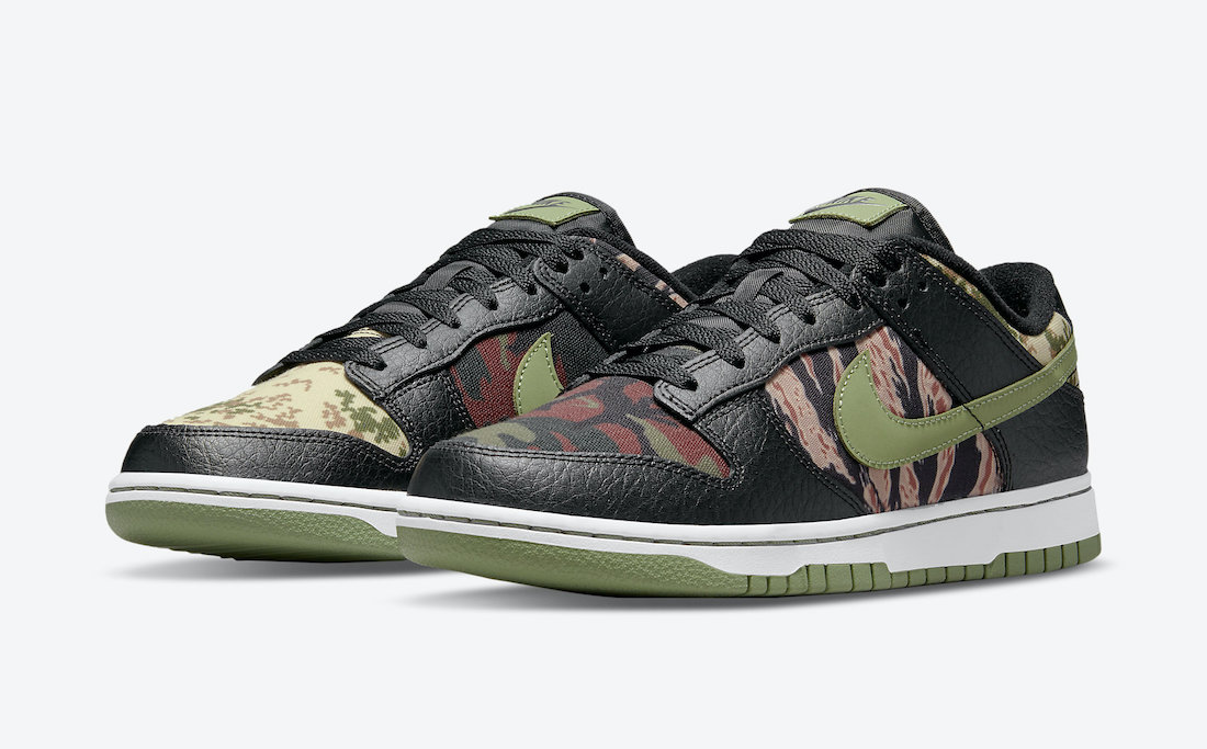 Nike-Dunk-Low-Black-Multi-Camo-DH0957-001-Release-Date