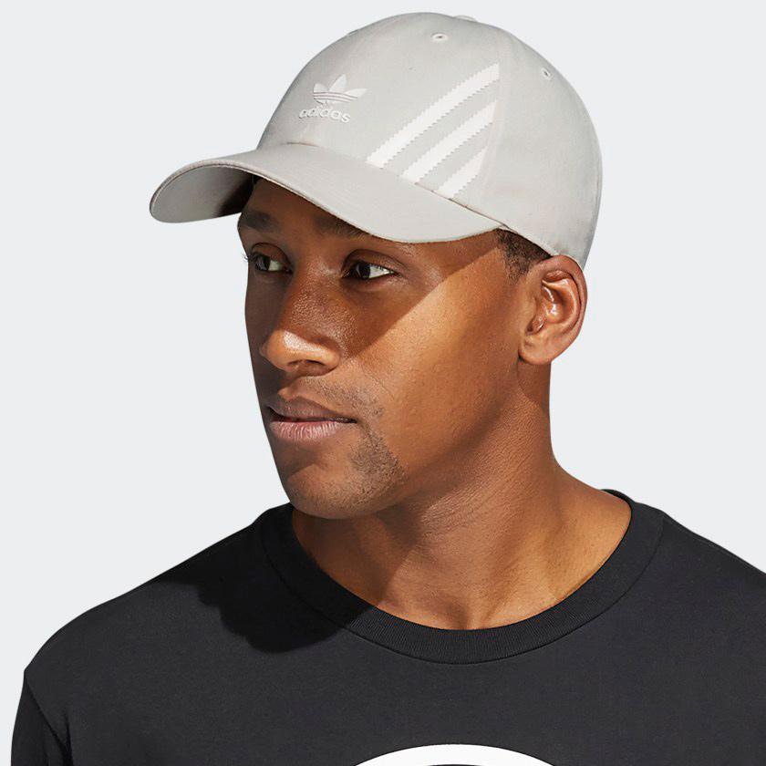 adidas superstar beige strapback hat 1