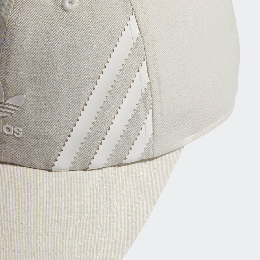 adidas superstar beige strapback hat 3