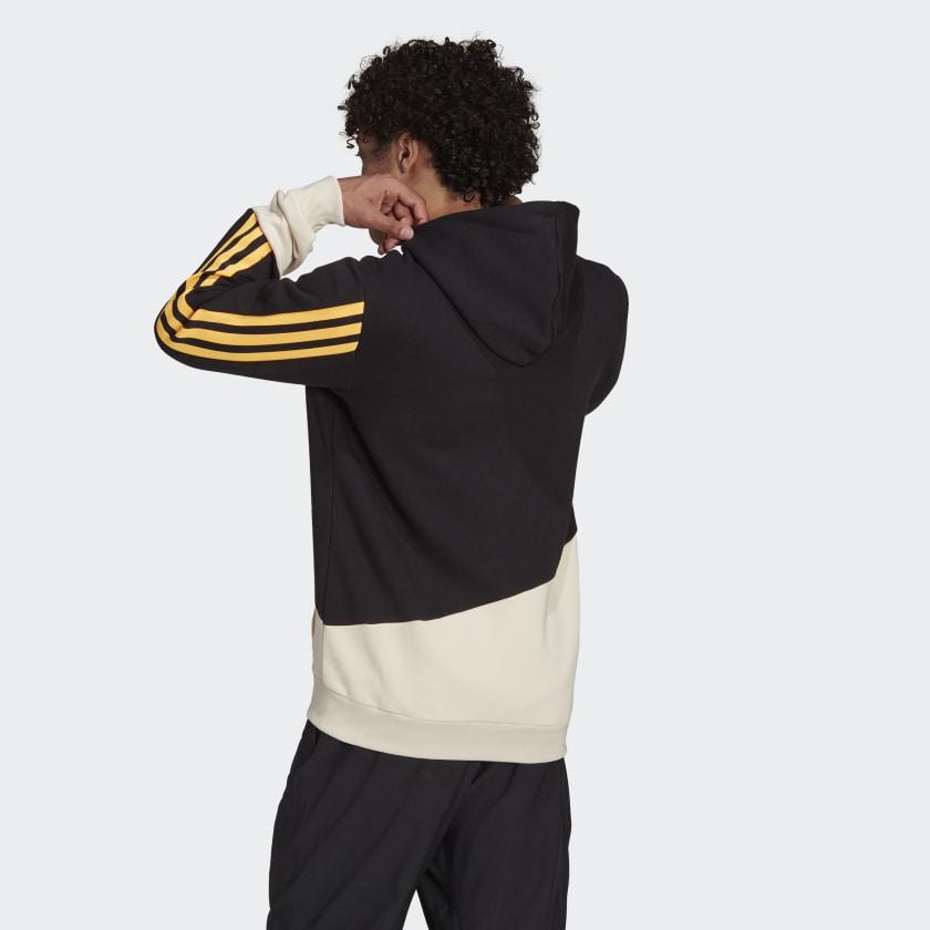 adidas_Sportswear_Colorblock_Hoodie_Black_GR4095_23_hover_model