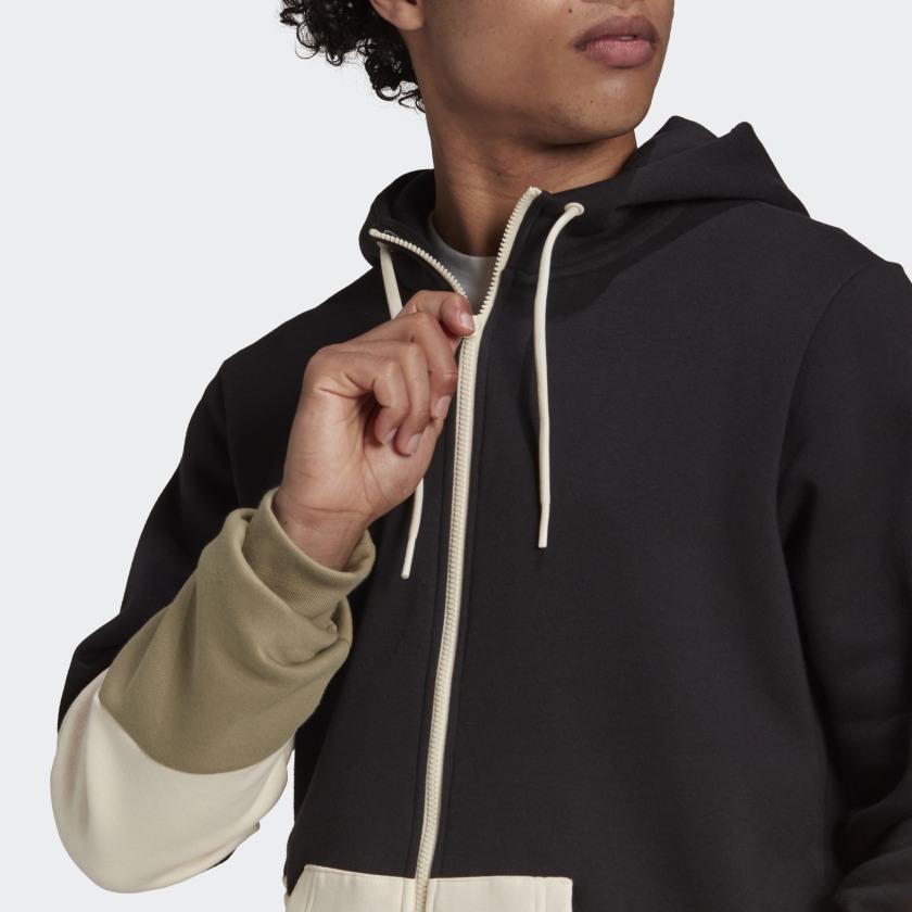 adidas_Sportswear_Colorblock_Hoodie_Black_GR4095_41_detail