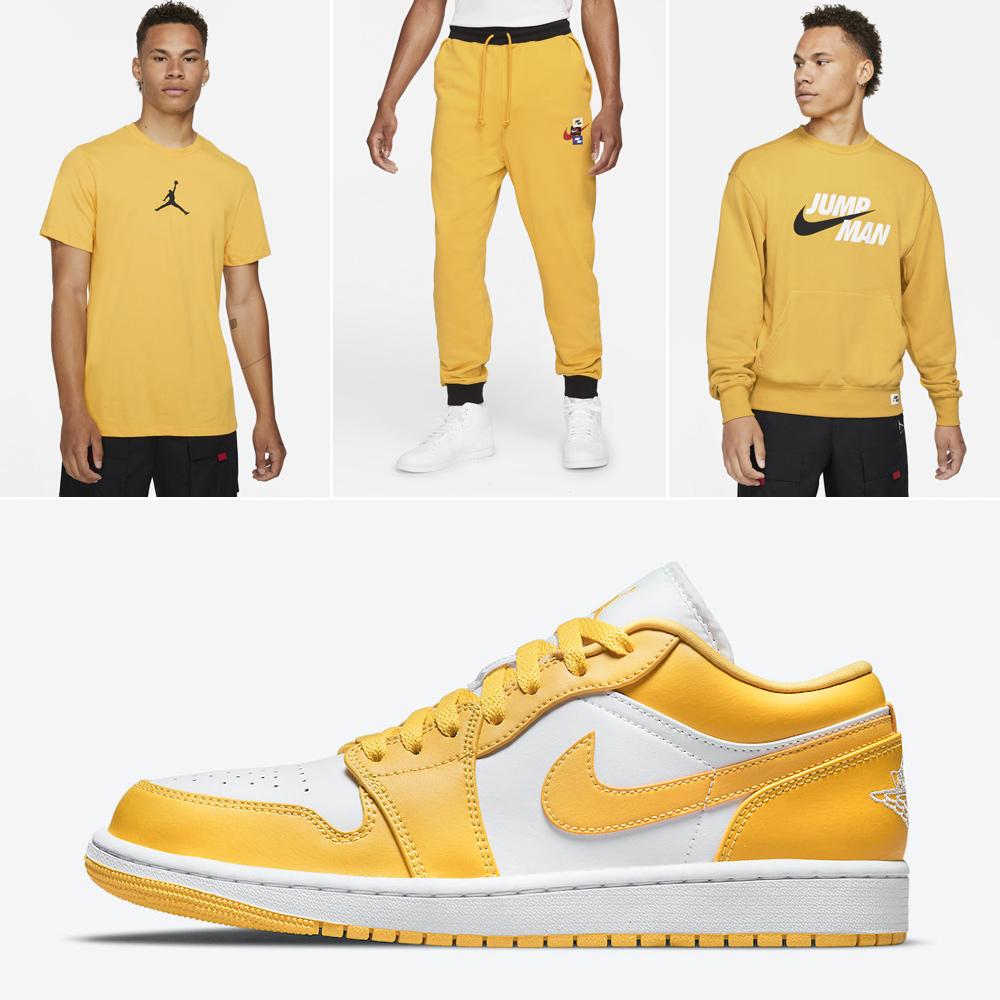 air-jordan-1-low-pollen-shirt-apparel-outfit-match
