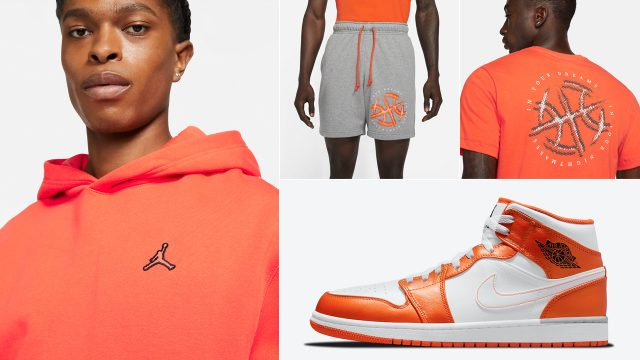 air-jordan-1-mid-electro-orange-shirts-clothing-outfits
