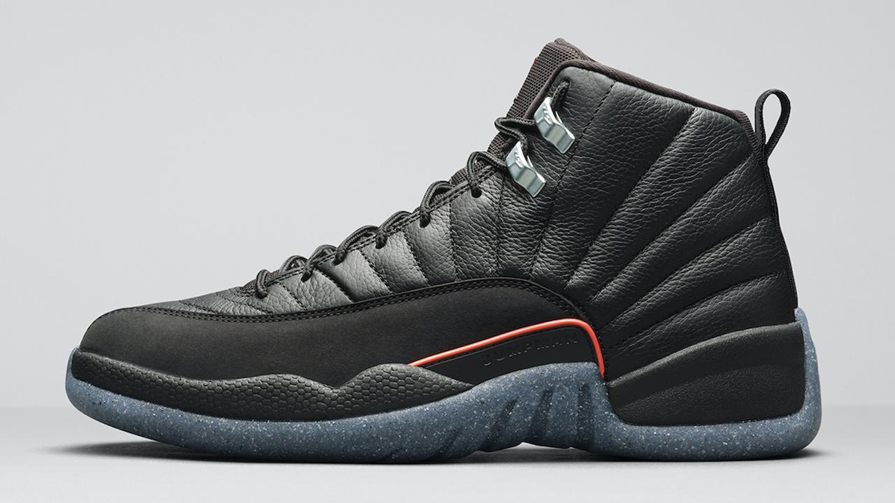air-jordan-12-utility-black-sneaker-clothing-match