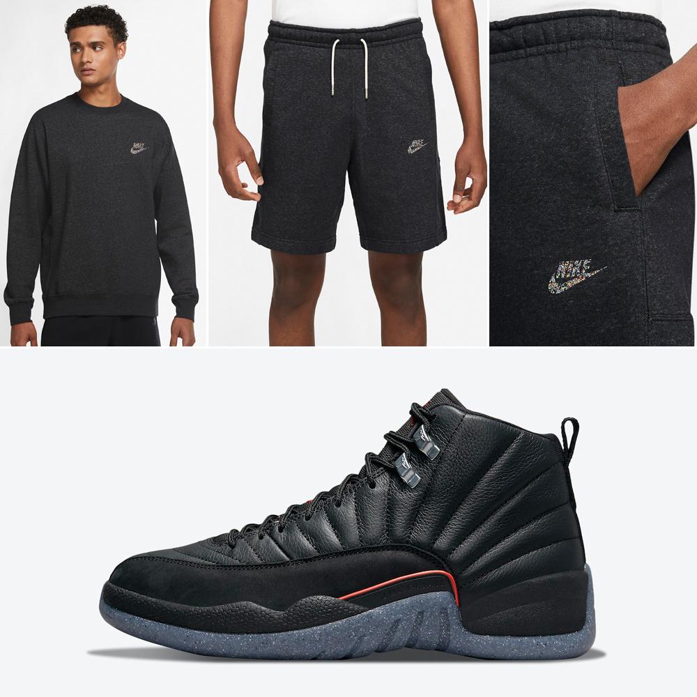 air-jordan-12-utility-grind-black-clothing
