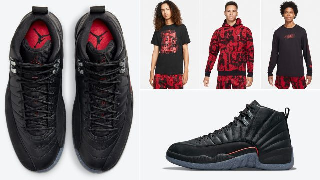 air-jordan-12-utility-grind-shirts-clothing-outfits