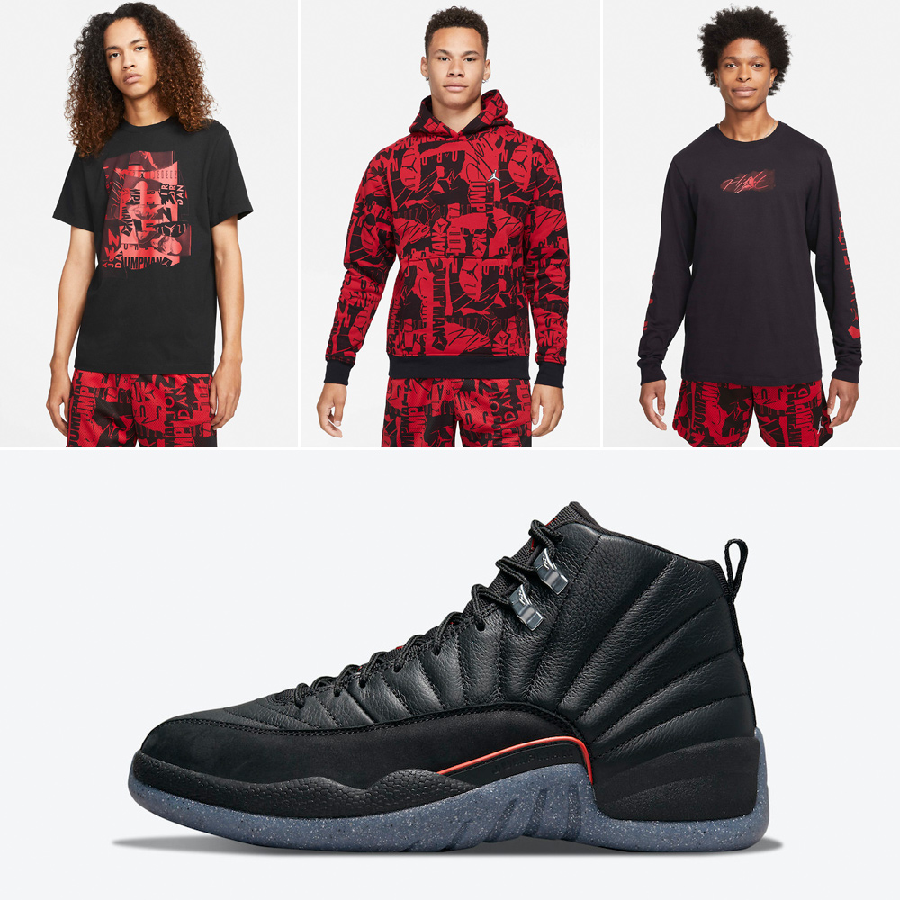 air-jordan-12-utility-shirts-clothing