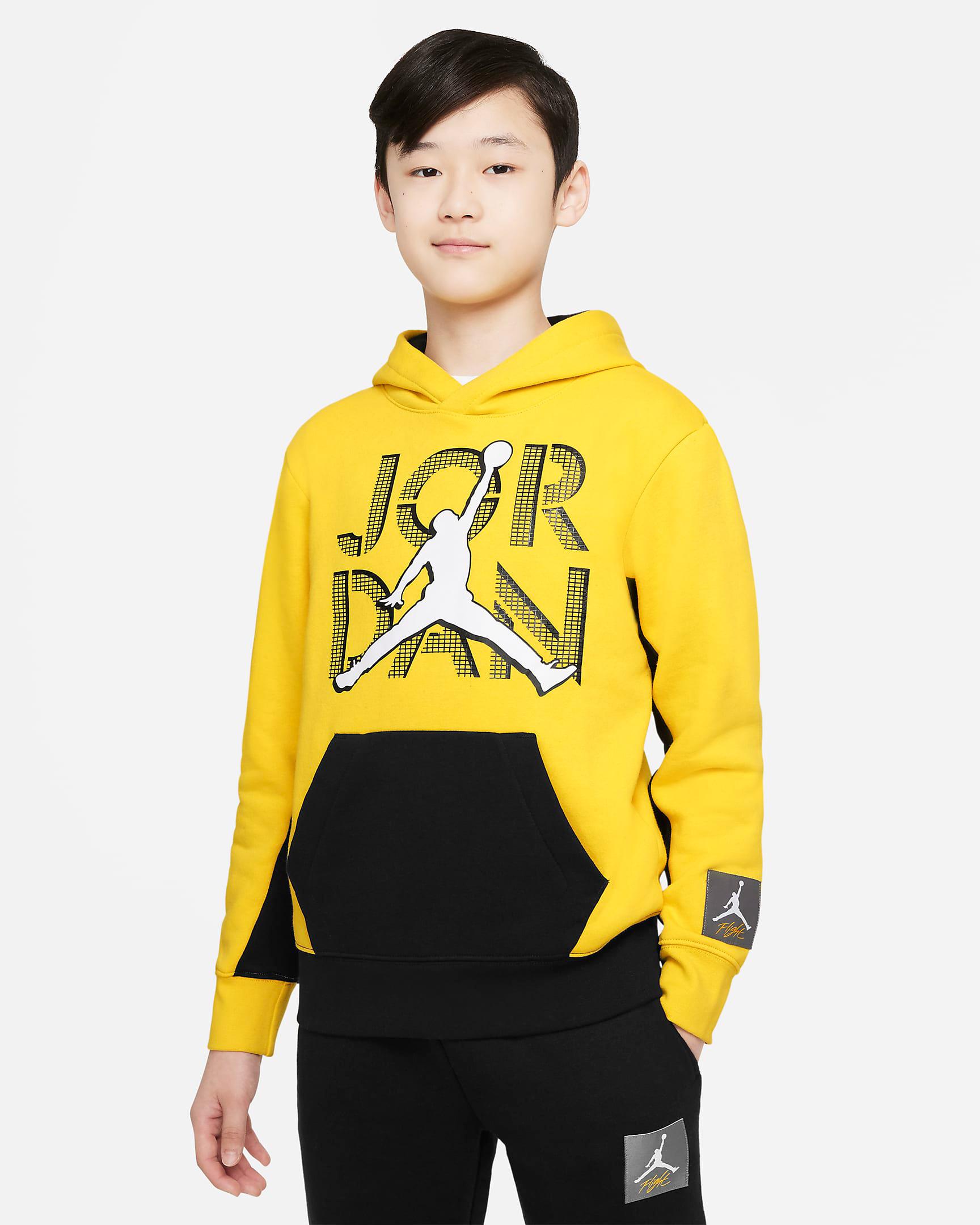 air-jordan-4-lightning-kids-boys-grade-school-hoodie-1