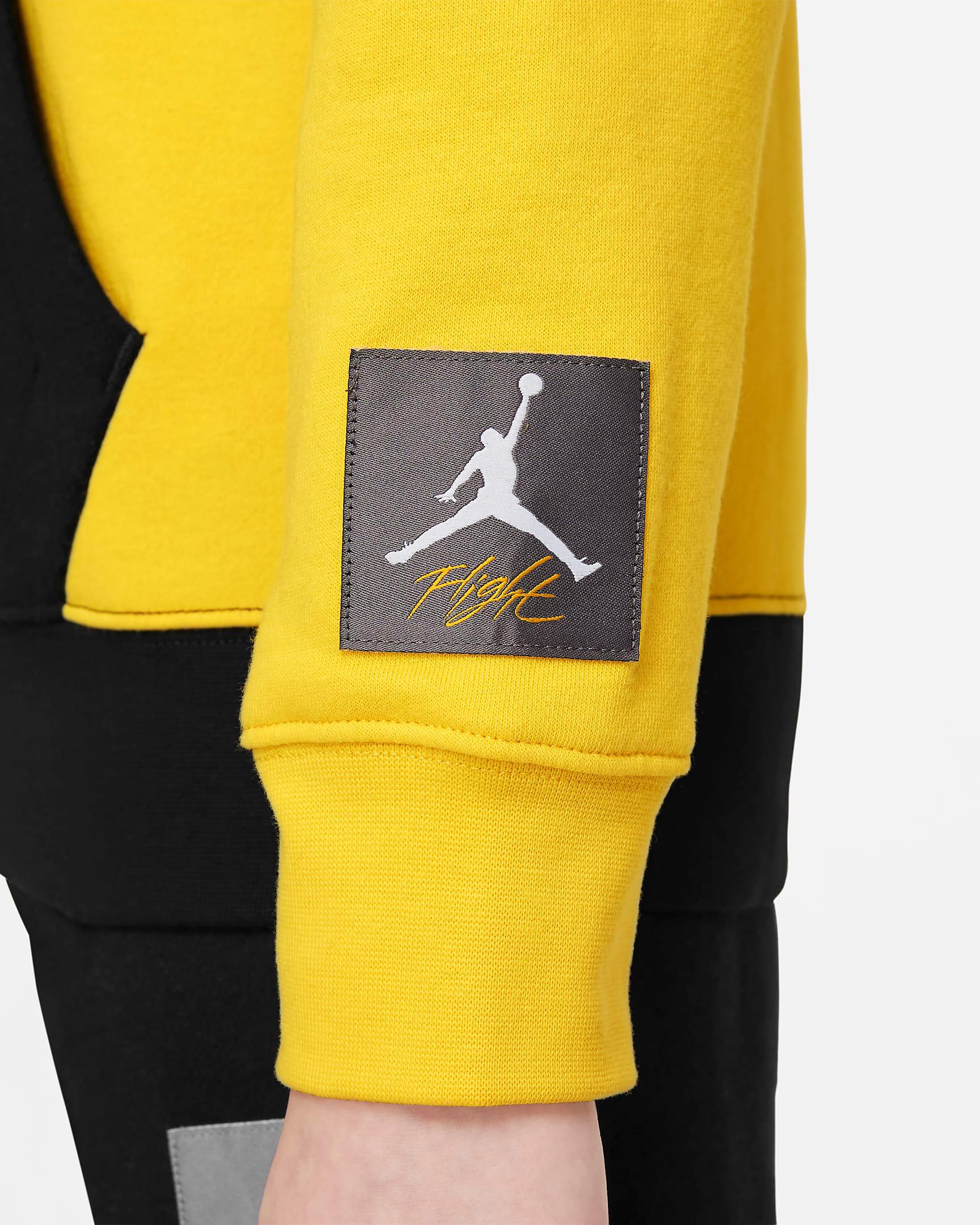 air-jordan-4-lightning-kids-boys-grade-school-hoodie-2
