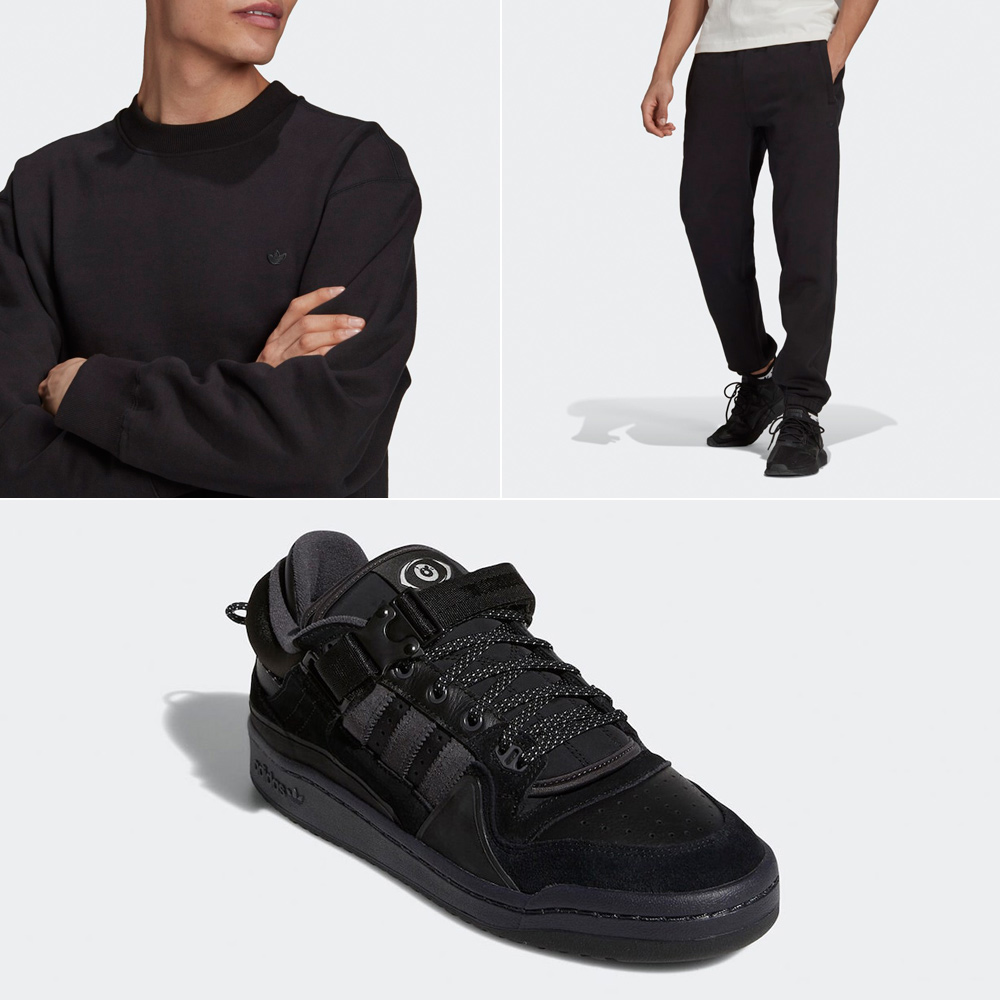 bad-bunny-adidas-buckle-low-black-back-to-school-outfit-1