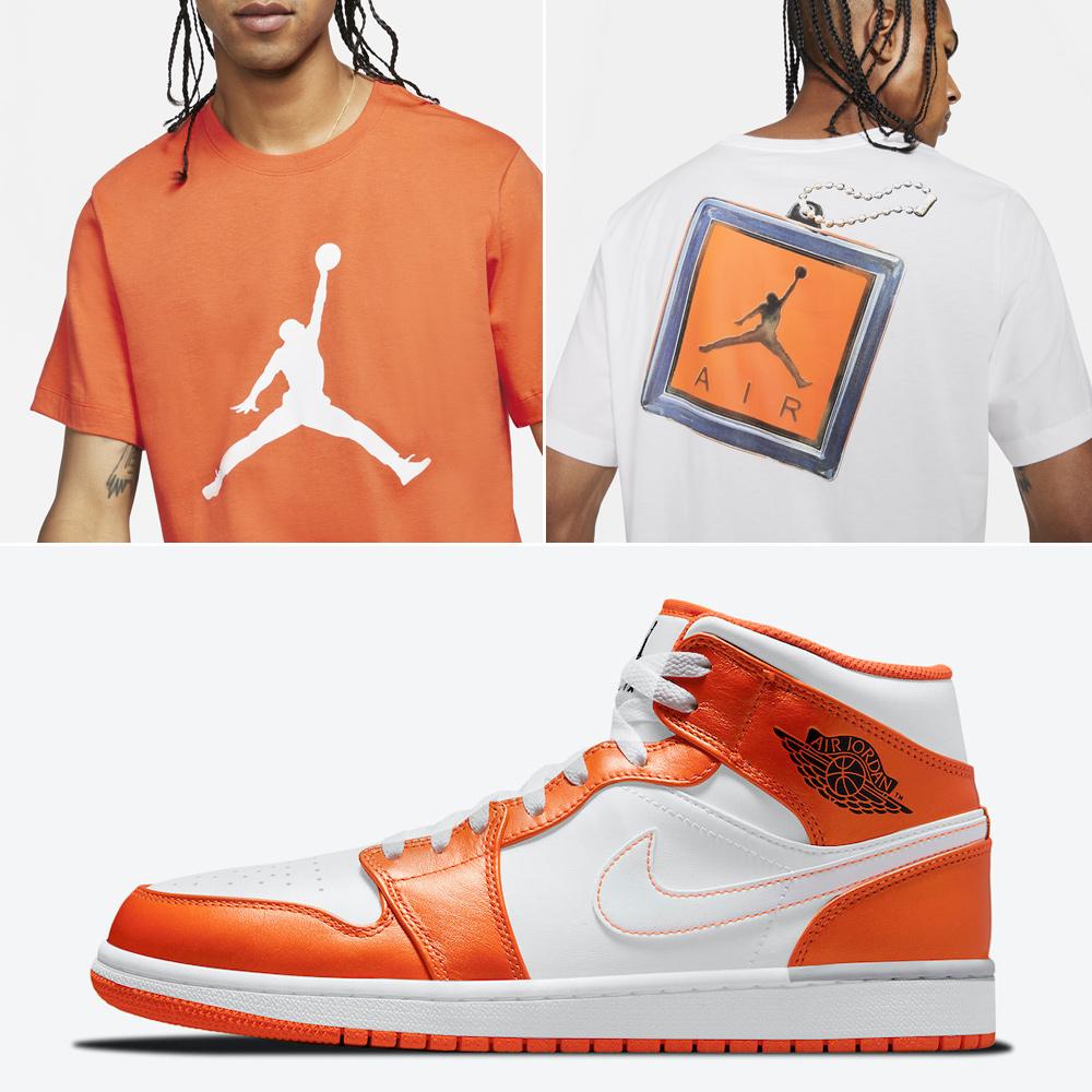 jordan-1-mid-electro-orange-shirts