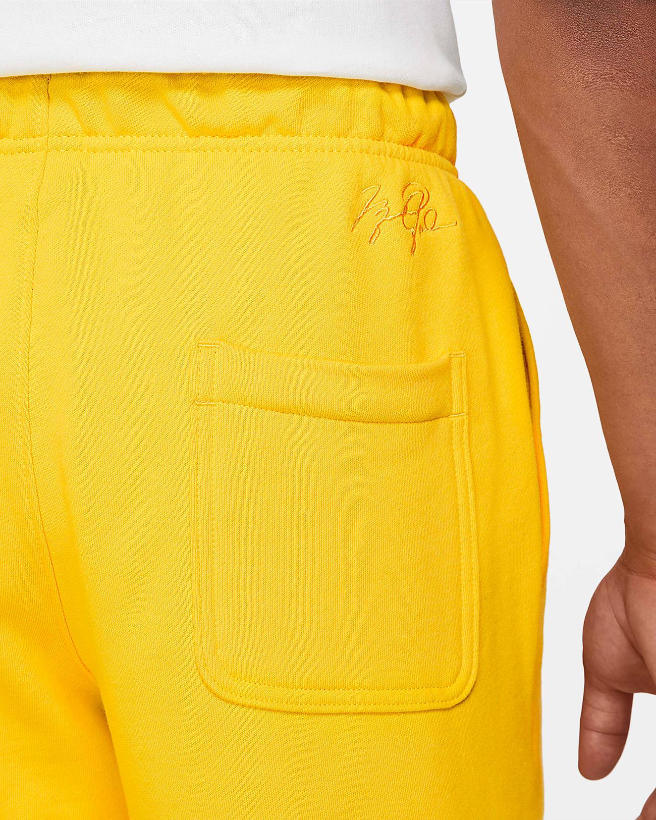 jordan-4-lightning-2021-tour-yellow-shorts-4