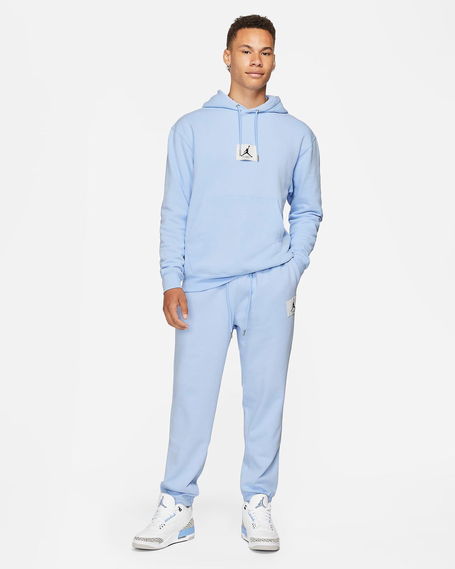 jordan-aluminum-blue-hoodie-and-pants-outfit