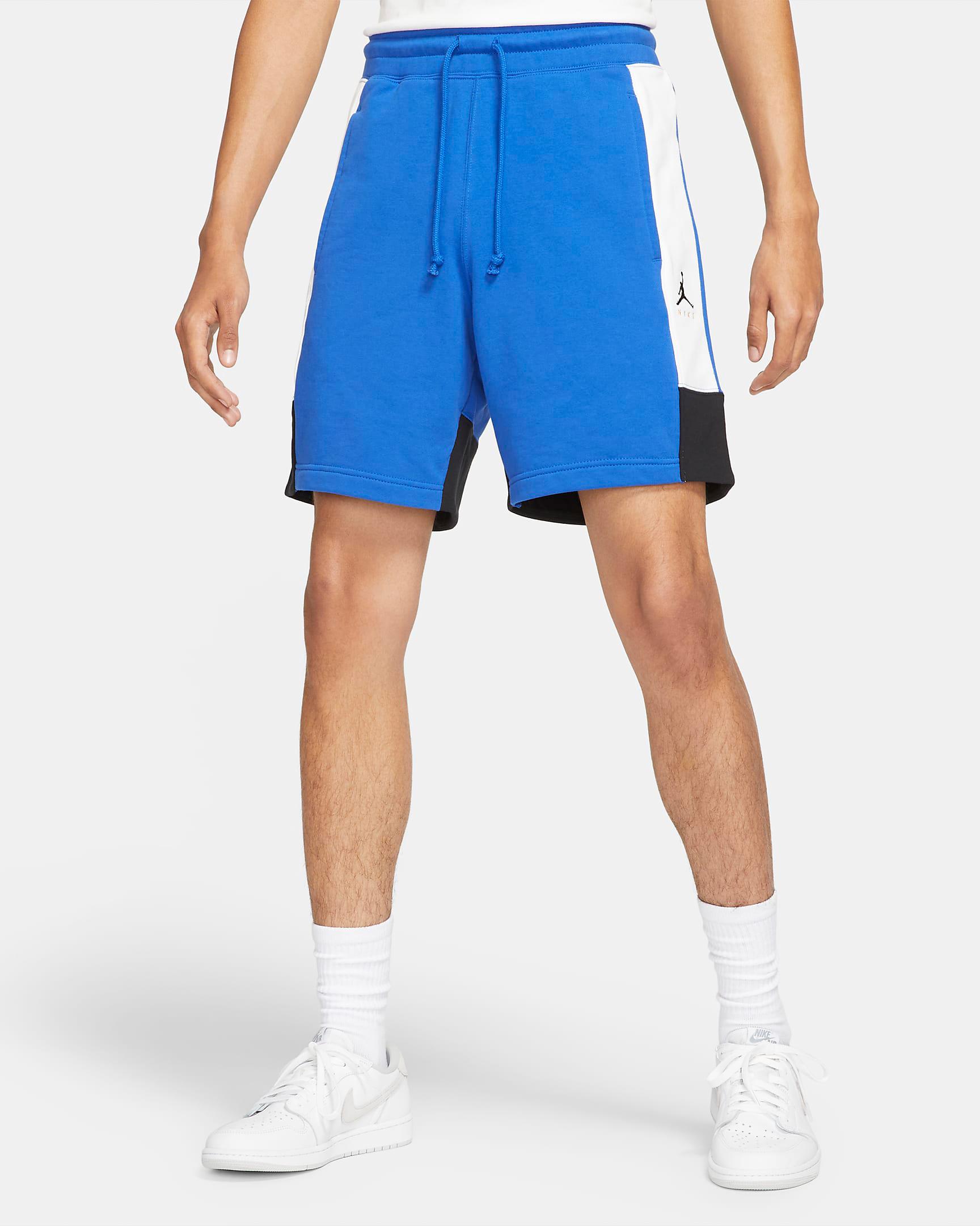 jordan-game-royal-jumpman-fleece-shorts-1