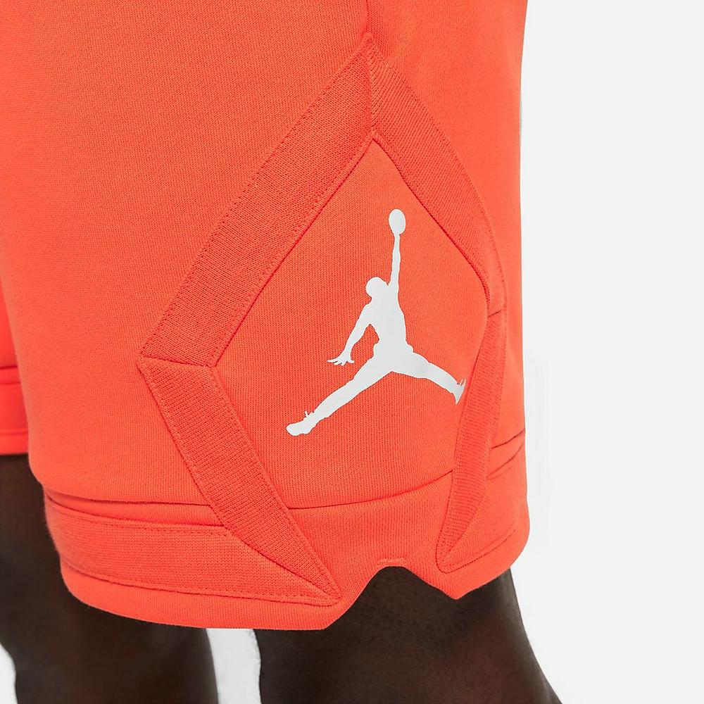 jordan-orange-jumpman-diamond-shorts-2