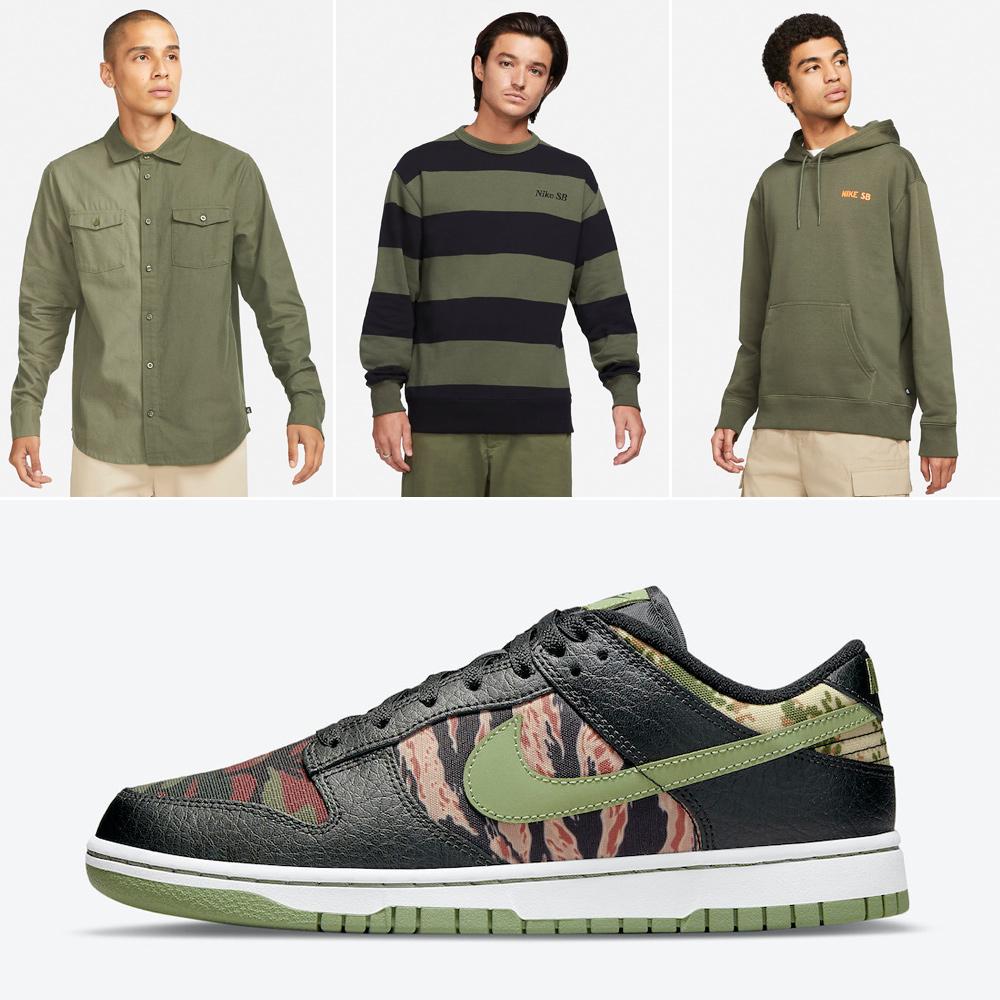 nike-dunk-low-black-multi-camo-clothing