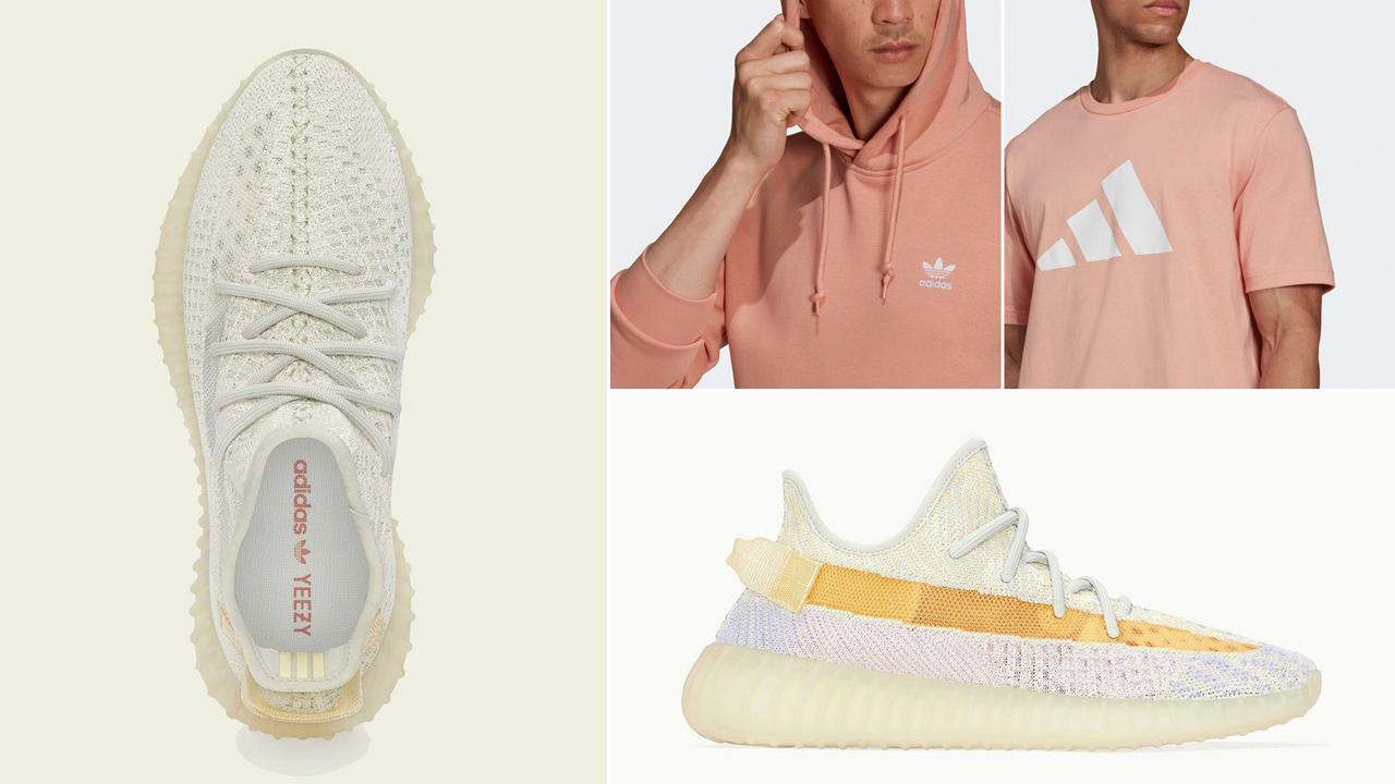 yeezy-350-light-shirt-clothing-match