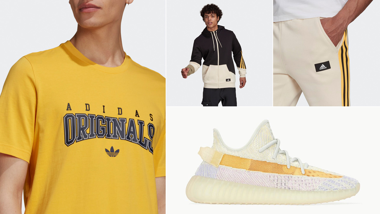 yeezy-350-v2-light-matching-shirts-clothing-outfits