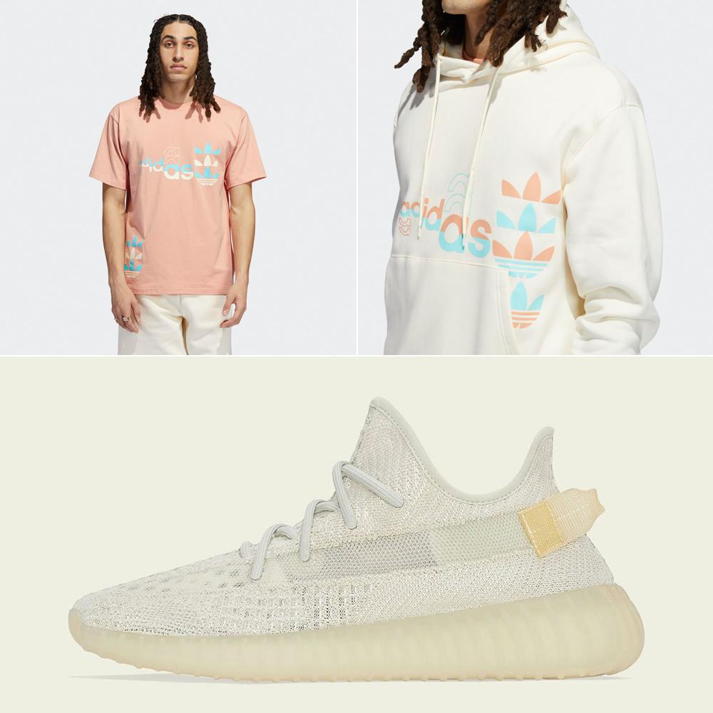 yeezy-350-v2-light-shirt-apparel-match