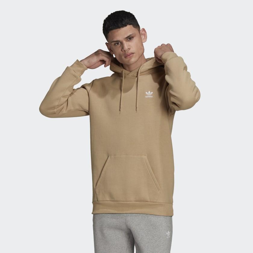 adidas-Adicolor_Essentials_Trefoil_Hoodie_Beige_H34647_21_model