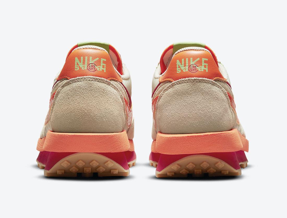 Clot-Sacai-Nike-LDWaffle-Orange-Blaze-DH1347-100-Release-Date-5