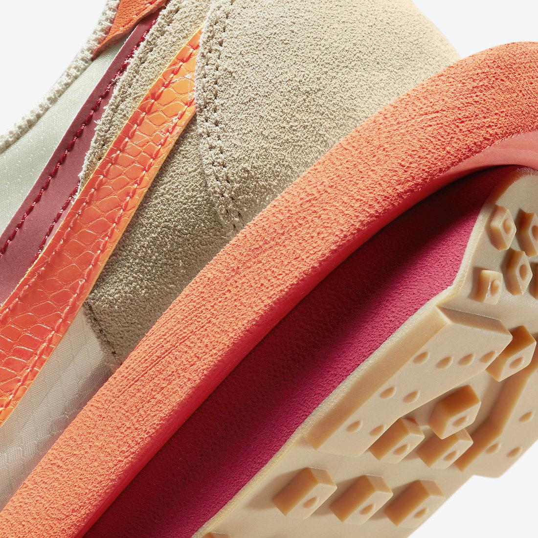 Clot-Sacai-Nike-LDWaffle-Orange-Blaze-DH1347-100-Release-Date-7
