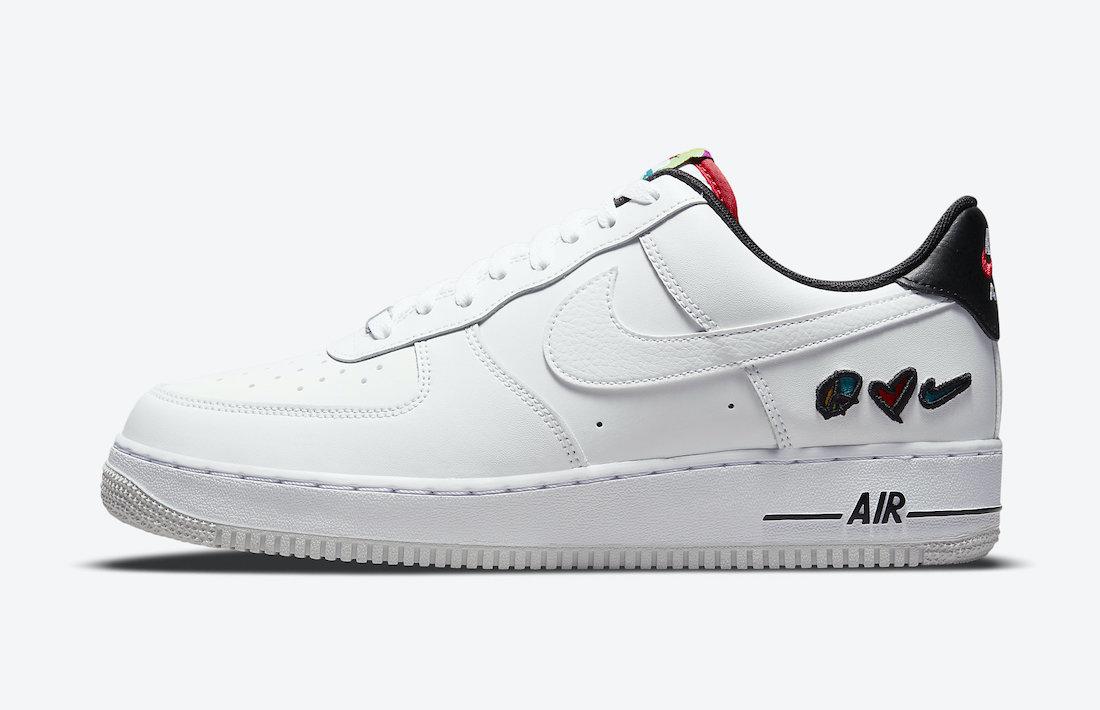Nike-Air-Force-1-Low-Peace-Love-Swoosh-DM8148-100-Release-Date