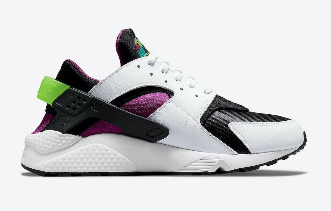 Nike-Air-Huarache-Peace-Love-Swoosh-DM8152-100-Release-Date-2