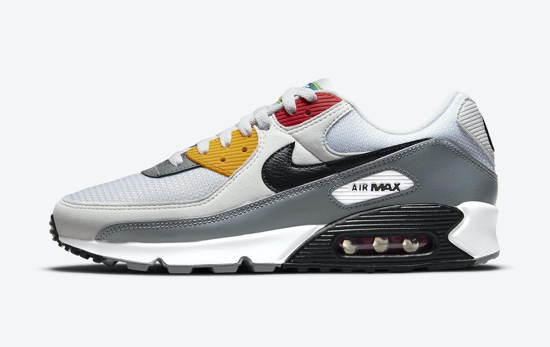 Nike-Air-Max-90-Peace-Love-Swoosh-DM8151-100-Release-Date
