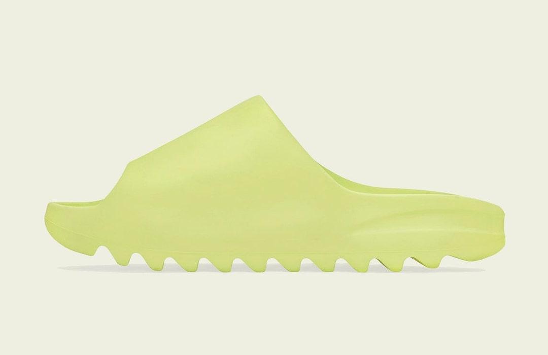 adidas-Yeezy-Slide-Glow-Green-GX6138-Release-Date-1