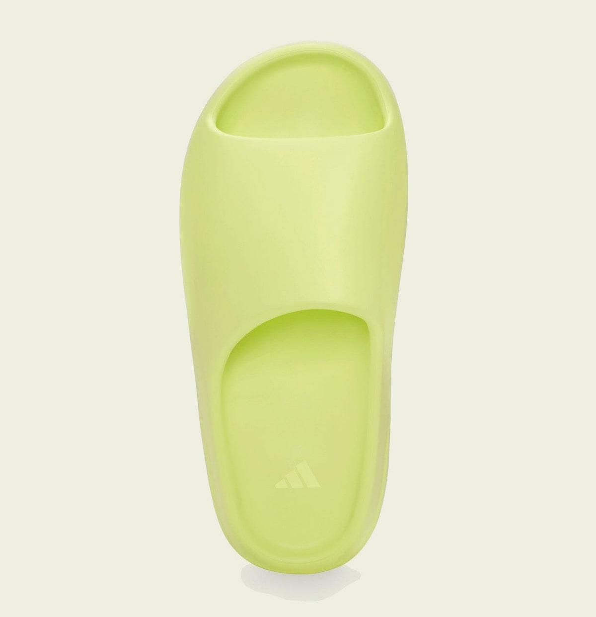 adidas-Yeezy-Slide-Glow-Green-GX6138-Release-Date-3