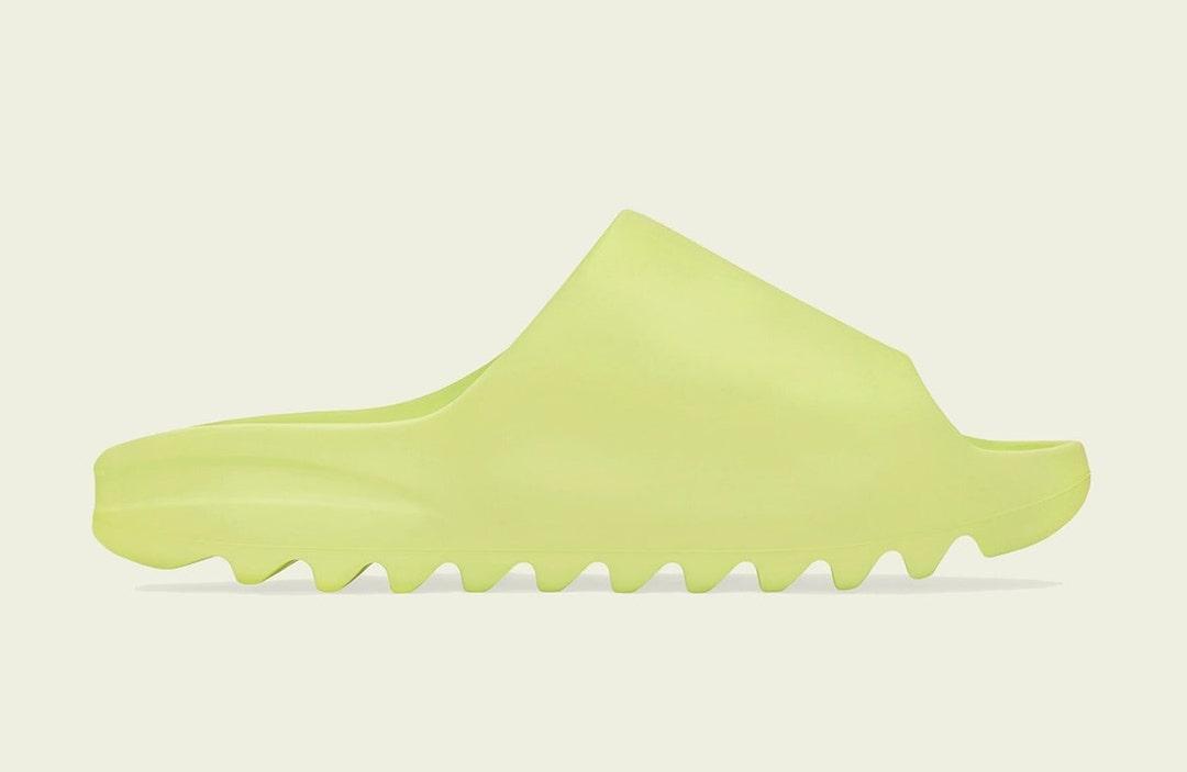 adidas-Yeezy-Slide-Glow-Green-GX6138-Release-Date
