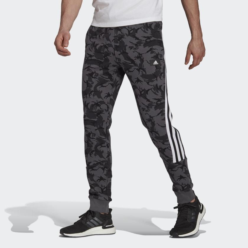 adidas Sportswear Future Icons Camo Graphic Pants Multicolor HA5839 21 model