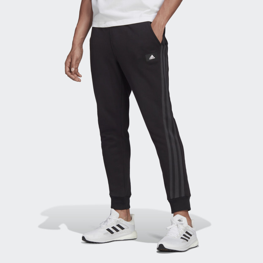 adidas Sportswear Future Icons Winterized Pants Black H21552 21 model