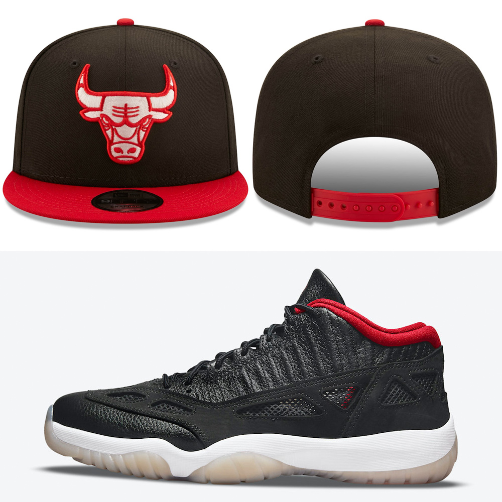 air-jordan-11-low-ie-bred-hat-match