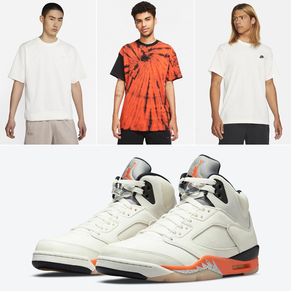 air-jordan-5-shattered-backboard-sail-orange-shirts