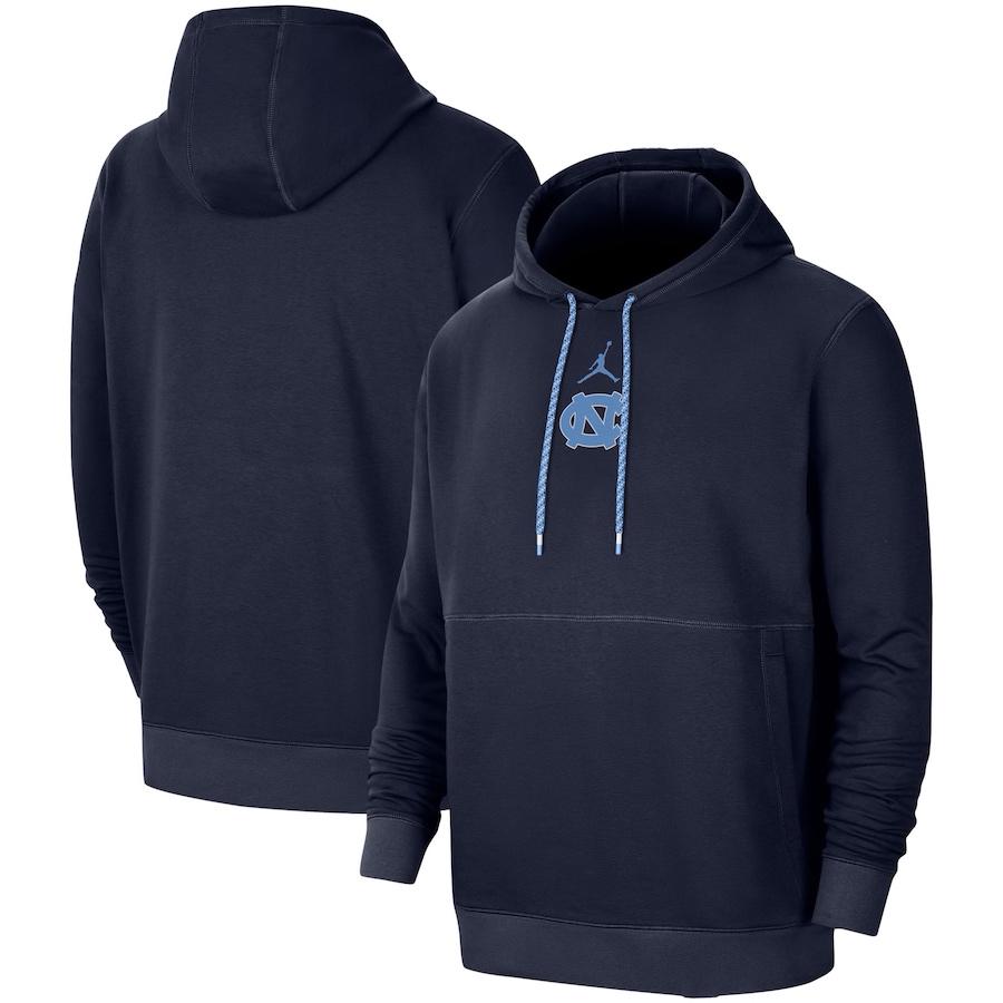 jordan-13-obsidian-dark-powder-blue-unc-hoodie