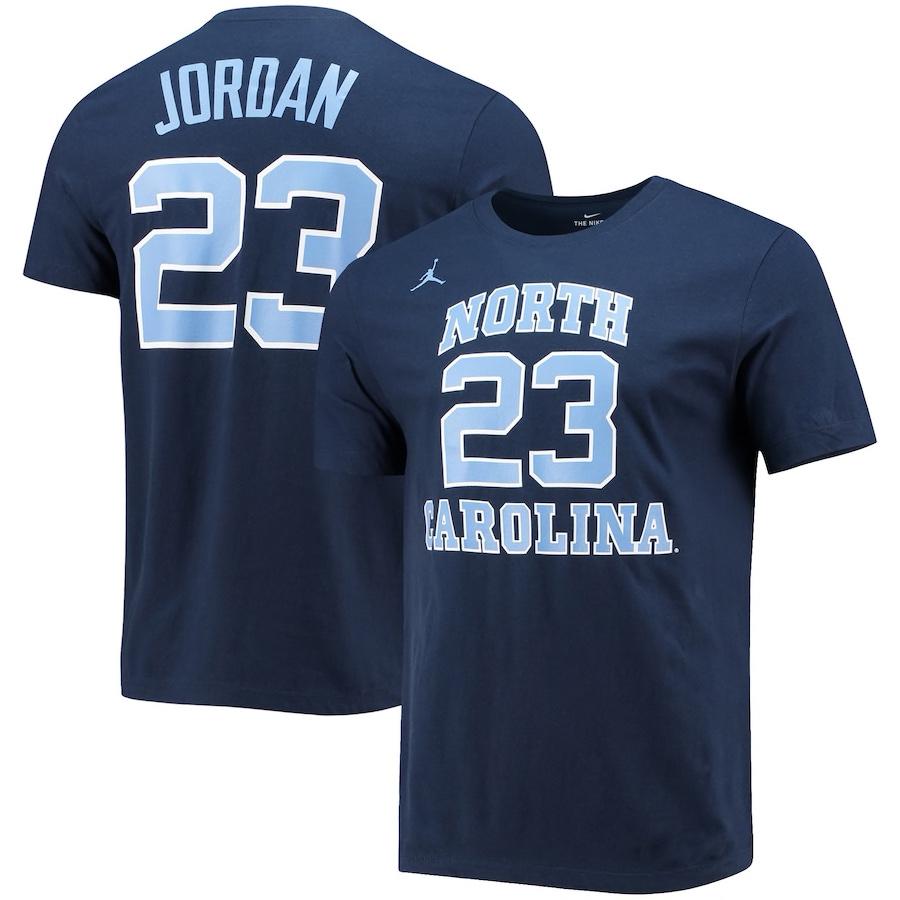 jordan-13-obsidian-unc-michael-jordan-t-shirt