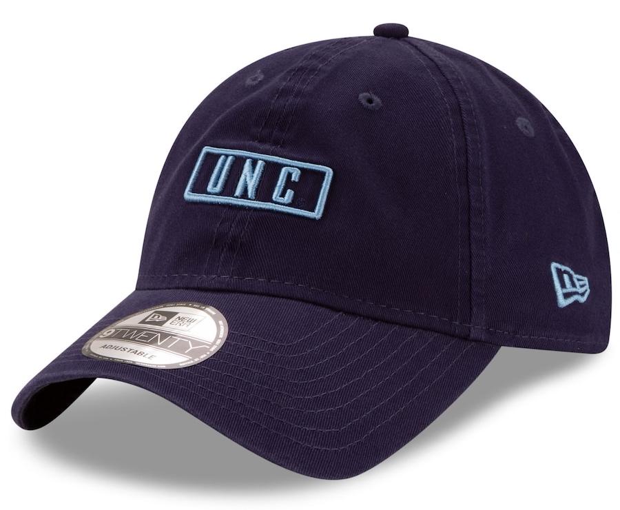 jordan-13-obsidian-unc-new-era-dad-hat