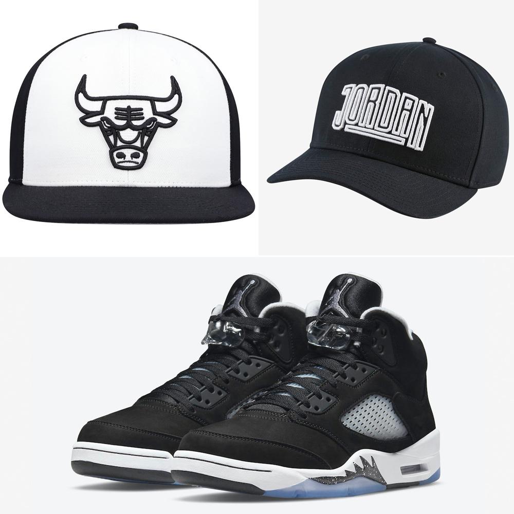 jordan-5-oreo-hats