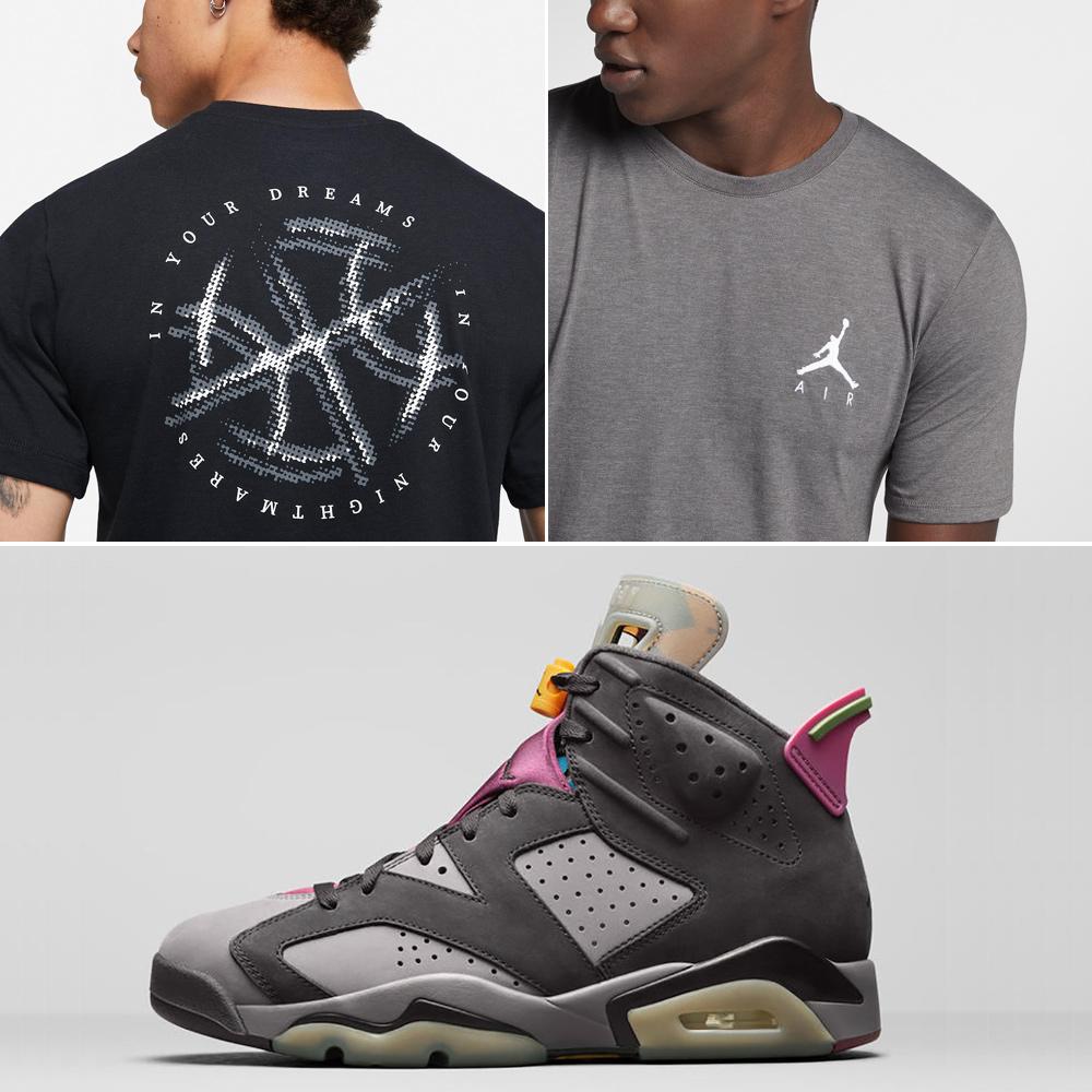 jordan-6-bordeaux-t-shirts