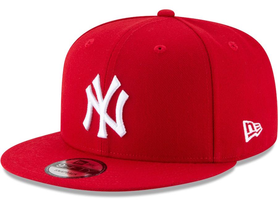 new-era-new-york-yankees-red-snapback-hat