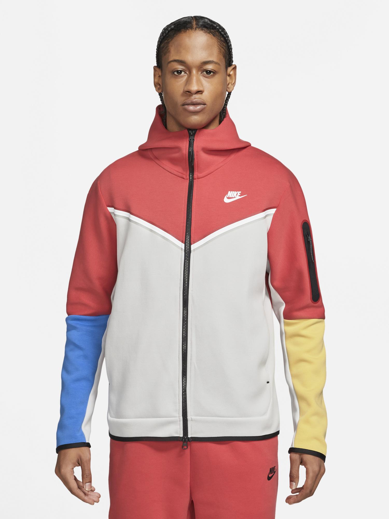 nike-tech-fleece-multicolor-hoodie-red-blue-yellow-1