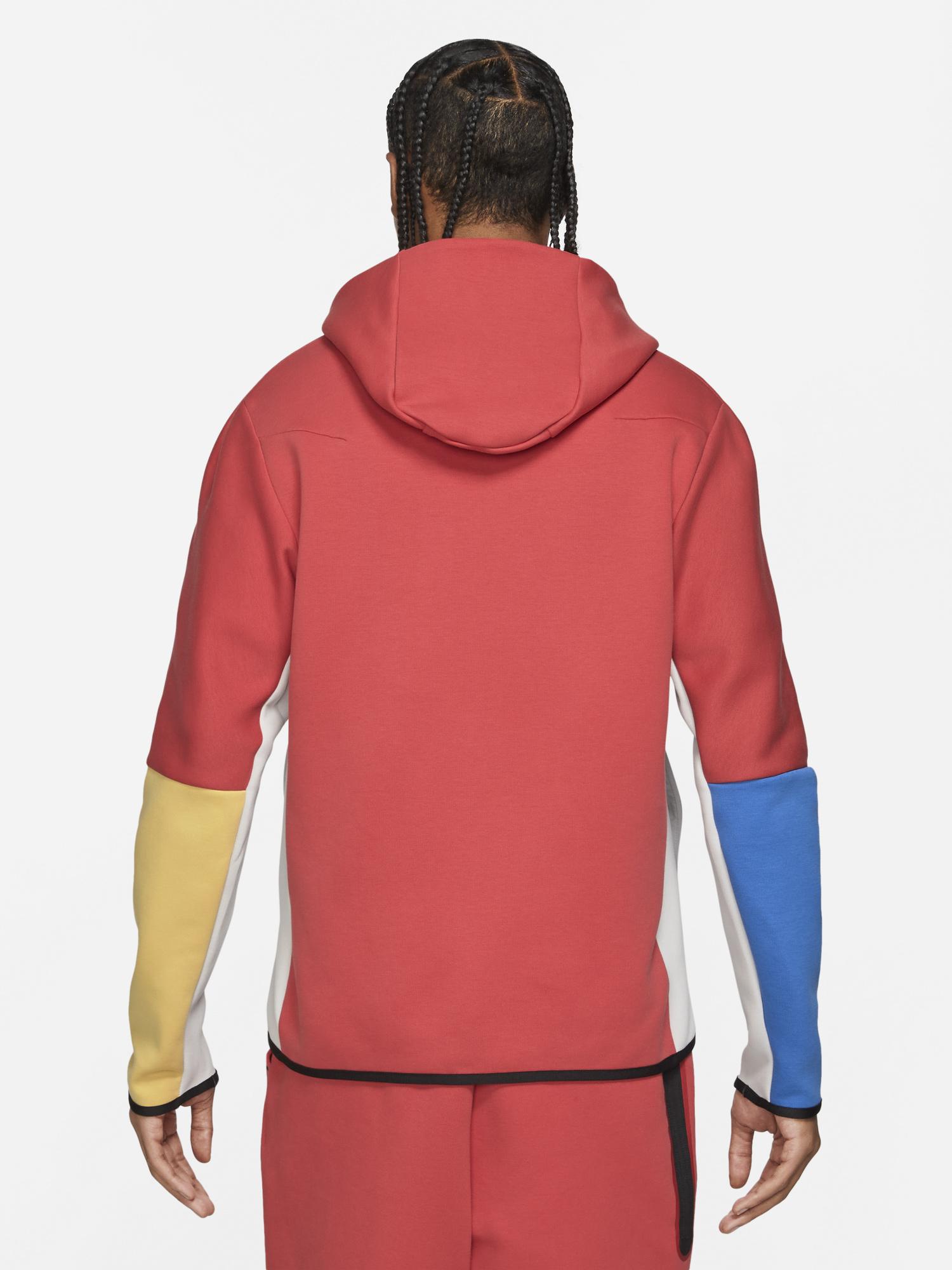 nike-tech-fleece-multicolor-hoodie-red-blue-yellow-2