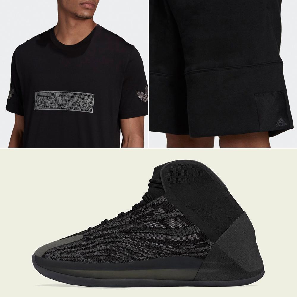 yeezy-quantum-onyx-shirt-shorts-match