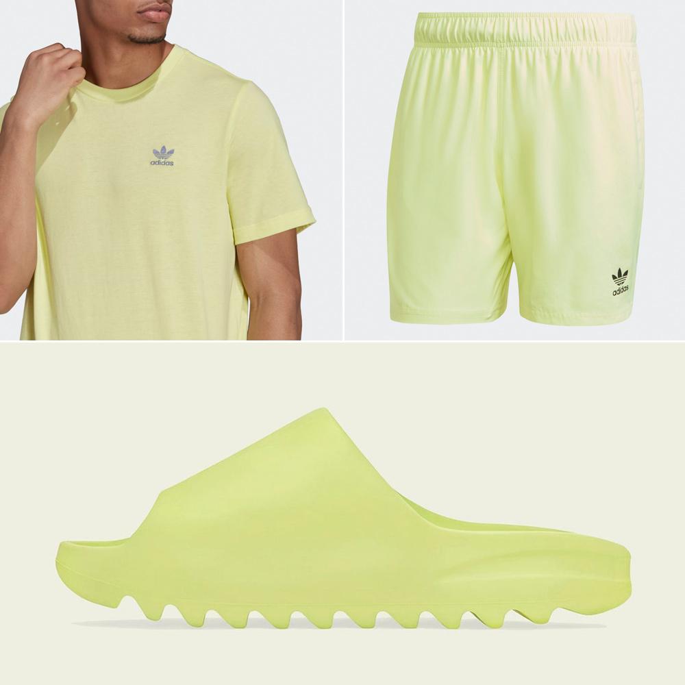 yeezy-slide-glow-green-clothing