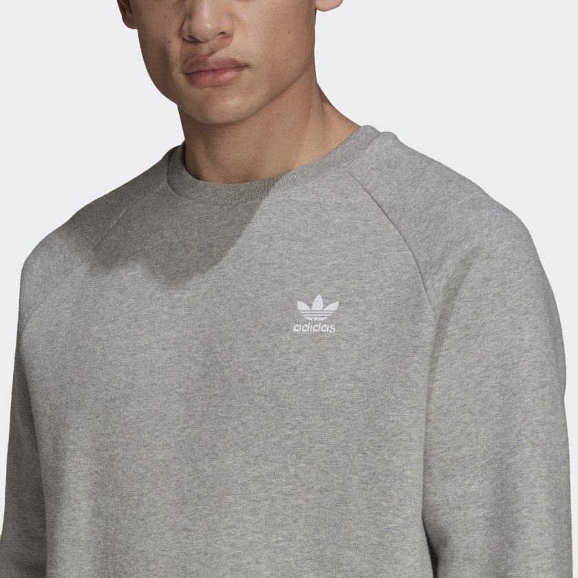Adicolor_Essentials_Trefoil_Crewneck_Sweatshirt_Grey_H34642_41_detail