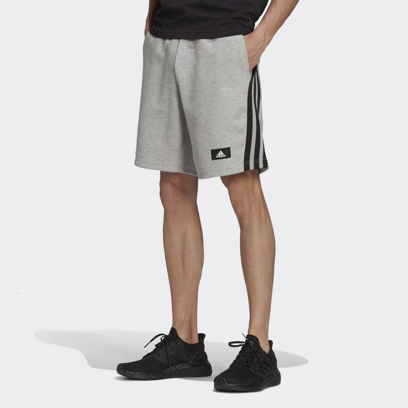 adidas_Sportswear_Future_Icons_3-Stripes_Shorts_Grey_H39777_21_model