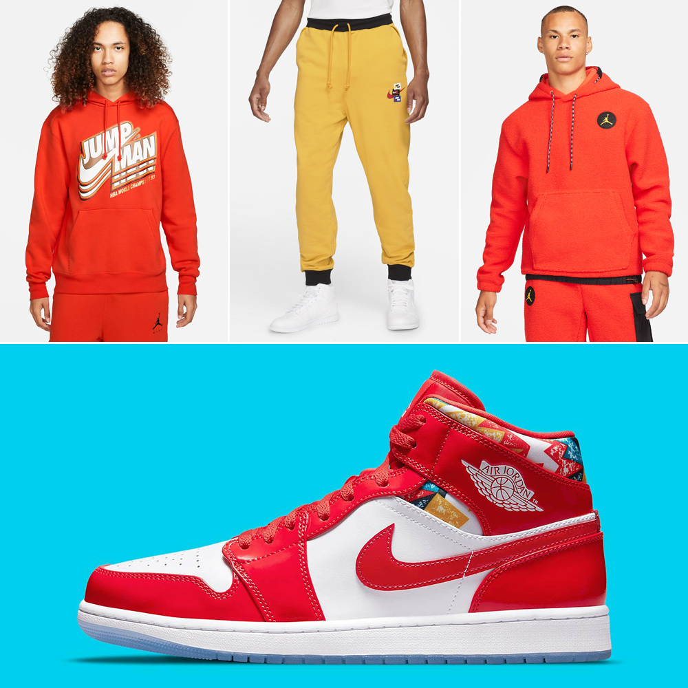 air-jordan-1-mid-chile-red-barcelona-sweater-clothing