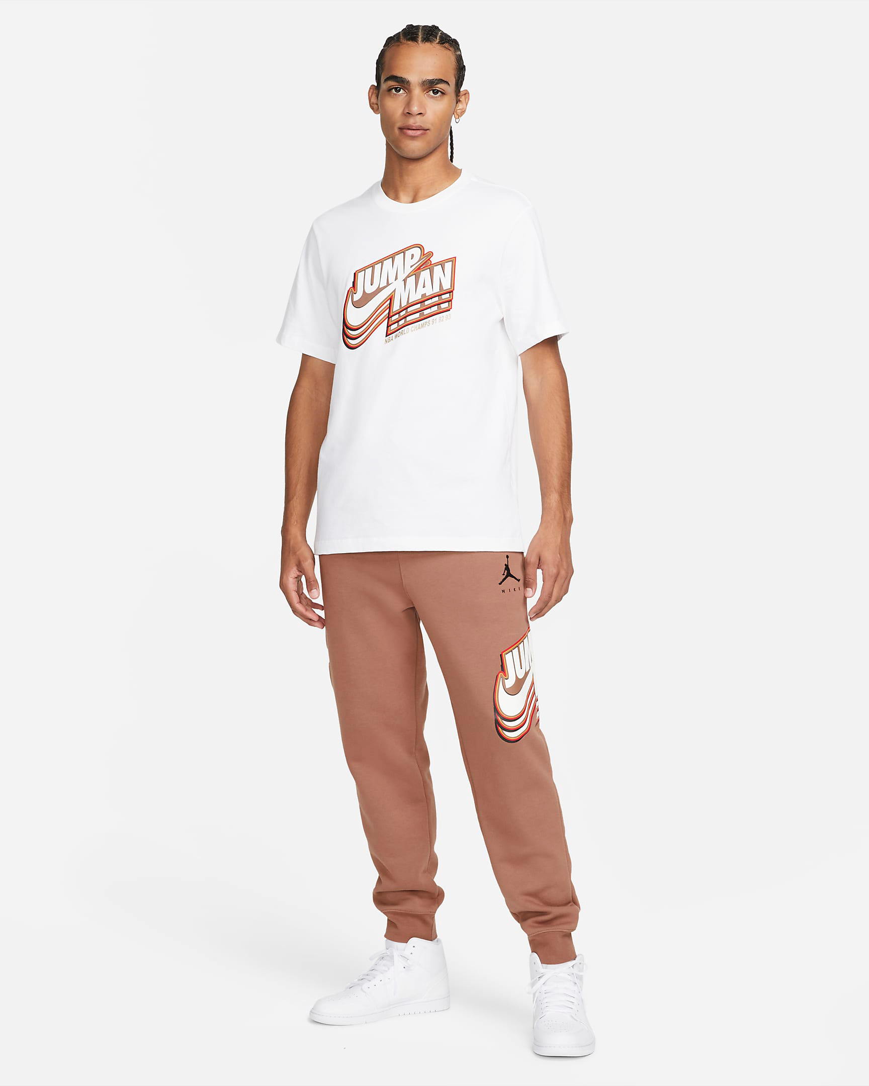 air-jordan-14-winterized-shirt-white-archaeo-brown-pants-outfit